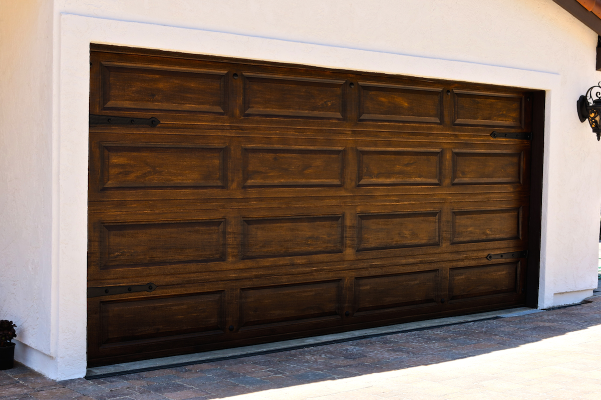 Garage Door Refinish San Diego
