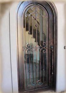 Entry Door Painting