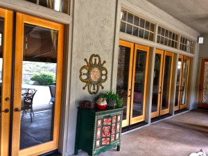 Refinished Patio Doors