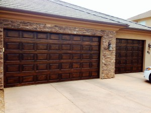 Garage Door Refinishing1