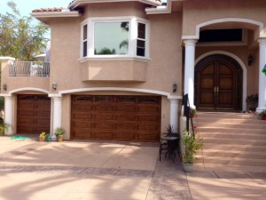Garage Door Refinishing2