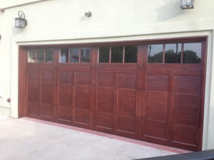 Garage Door Refinishing3