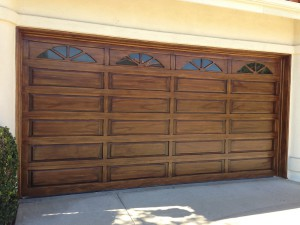Garage Door Refinishing6