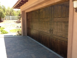 Garage Door Refinishing7