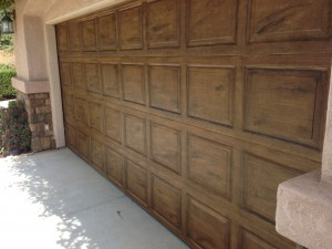 Garage Door Refinishing8
