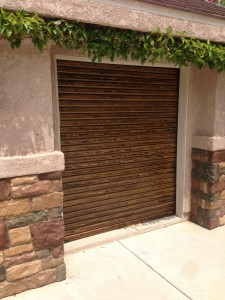 Garage Door Refinishing9